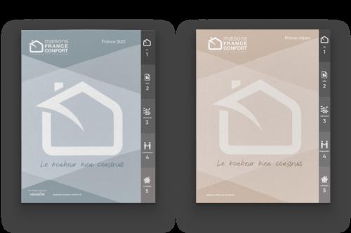 Modèles de maisons Maisons France Confort : nos catalogues