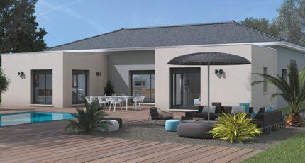 Avec une maison en U…l'intimité a du style !