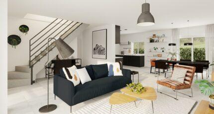 Le plan d'une maison à étage : plus haut dans le confort