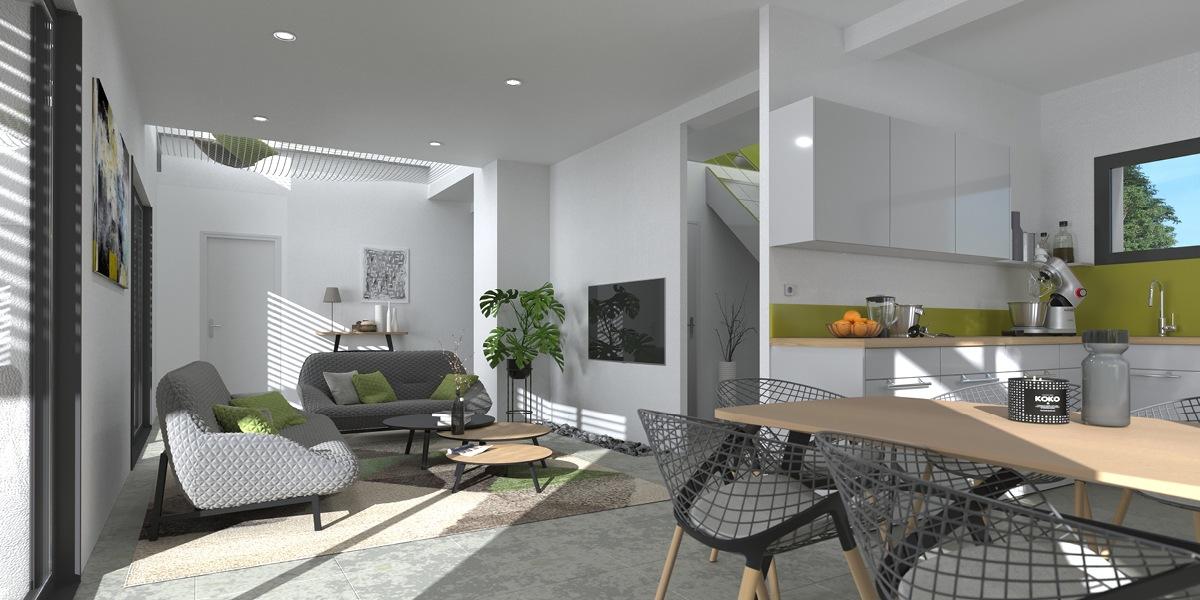 intérieur 153 m²