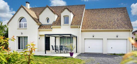 Maison traditionnelle double garage (78) !
