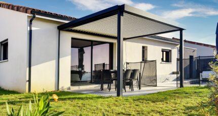 Maison neuve moderne de plain-pied à Lias (32)