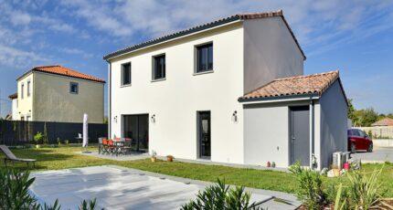 Maison contemporaine à étage de 141 m² à Castelmaurou (31)