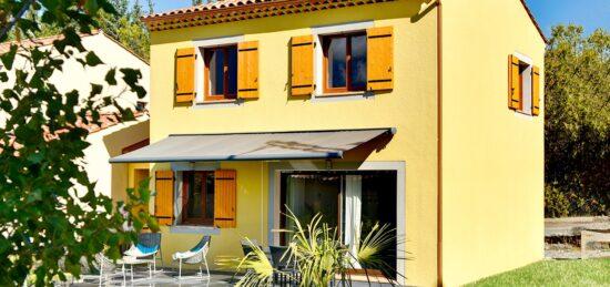 Bastide provençale à étage de 85 m² à Tallard (05) !