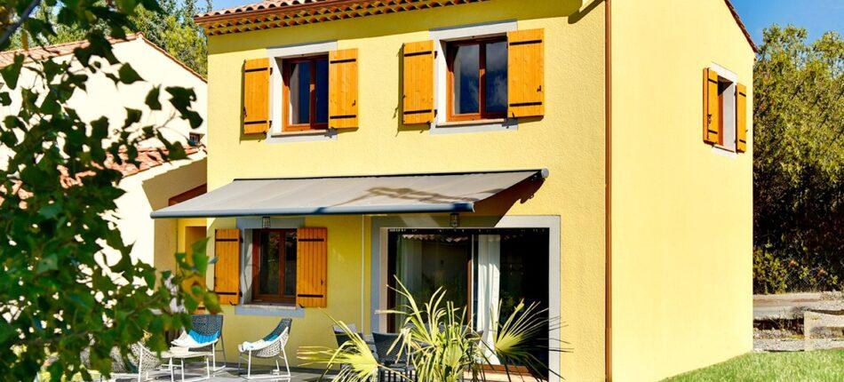 Bastide provençale à étage de 85 m² à Tallard (05) !  - bastide provençale Gap