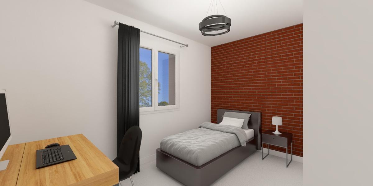 bastide chambre 2