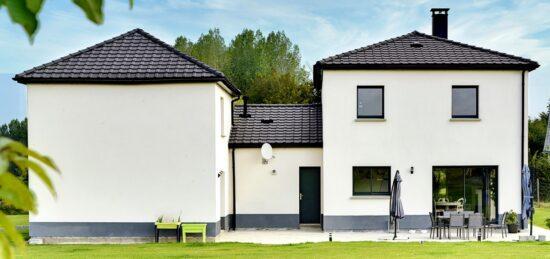 Maison moderne de 125 m² à Ternas (62).