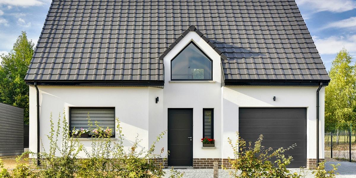 maison moderne dainville