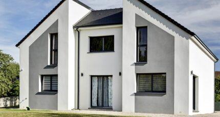 maison neuve à Neuvillalais