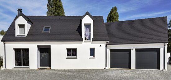 Maison familiale et contemporaine à étage de 119 m² près de Cerisé (61)