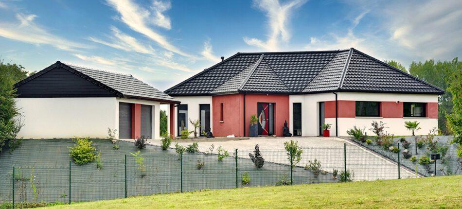 Maison de plain-pied de 150 m² à Lespesses (62).  - maison plain-pied