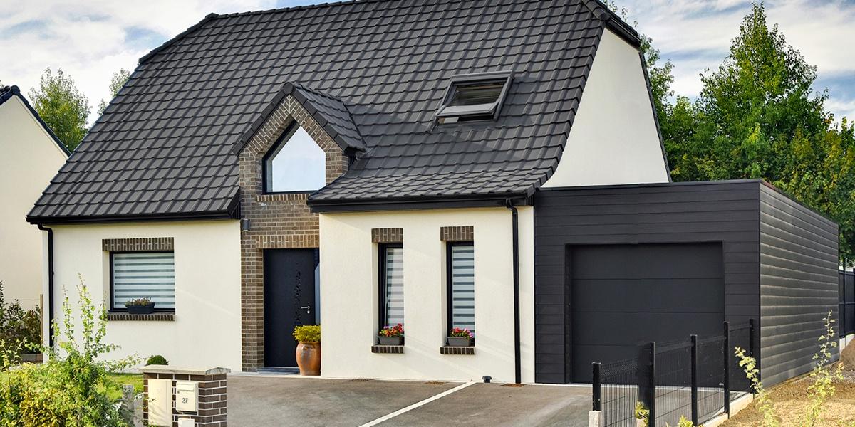 briques moderne
