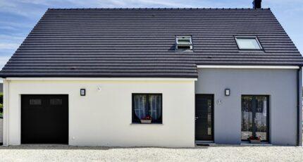 façade maison lonrai