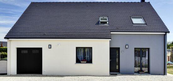 Maison contemporaine à étage de 147 m² près de Lonrai (61) !
