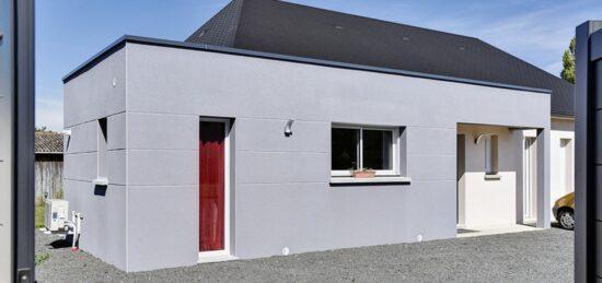 Maison contemporaine de 115 m² à Bonnétable (72) !