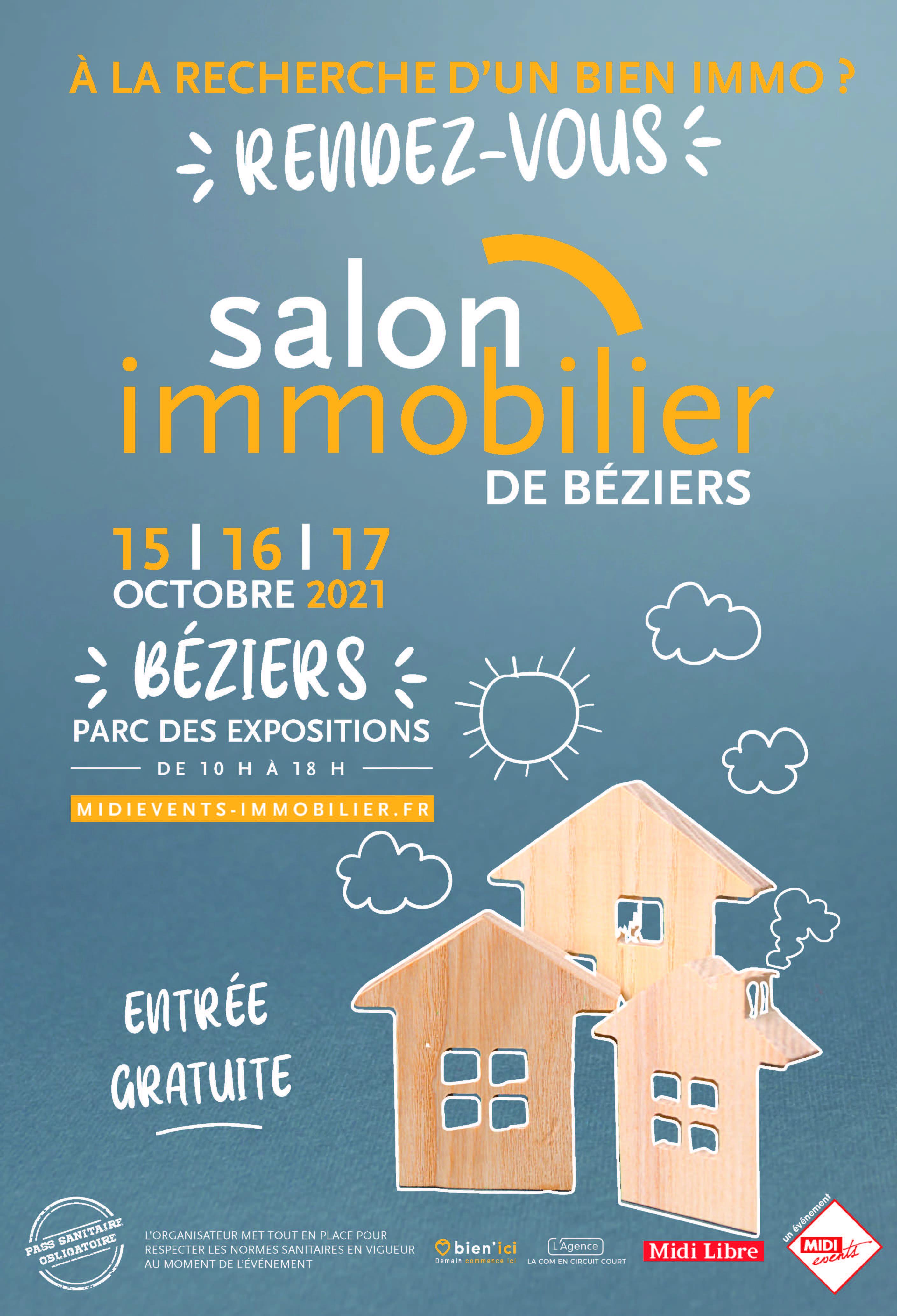 Salon immobilier Beziers
