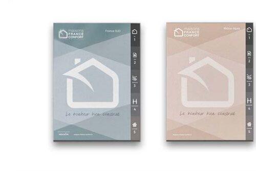 catalogue de maisons france confort