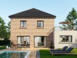 Ultima 160 Brique  Maisons France Confort